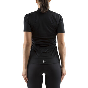 Craft Rise Jersey Dames, black